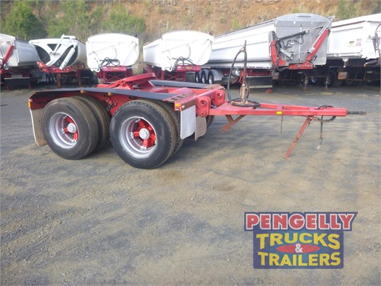 2013 Pengelly Dolly Pengelly Truck & Trailer Sales & Service - Trailers for Sale