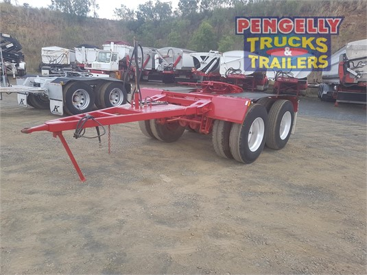 2008 Custom Dolly Pengelly Truck & Trailer Sales & Service - Trailers for Sale