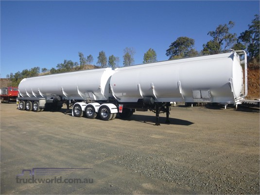 2009 Marshall Lethlean Tanker Trailer Trailers for Sale