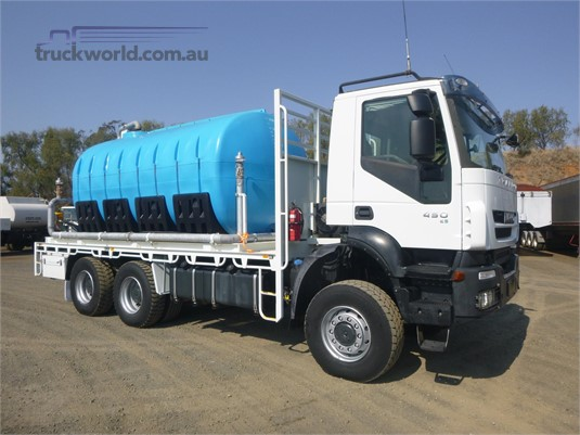 2012 Iveco Trakker Trucks for Sale