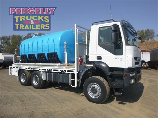 2012 Iveco Trakker Pengelly Truck & Trailer Sales & Service - Trucks for Sale