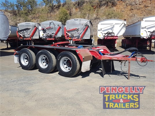 2013 Roadwest Dolly Pengelly Truck & Trailer Sales & Service - Trailers for Sale