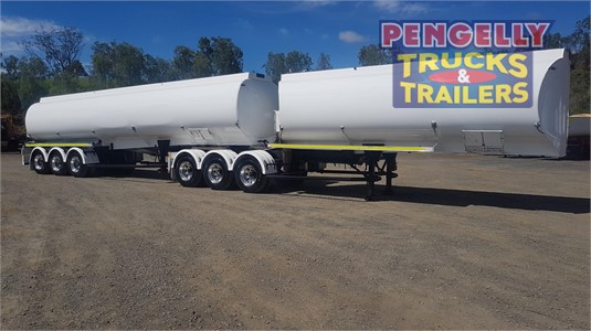 2009 Marshall Lethlean Tanker Trailer Pengelly Truck & Trailer Sales & Service - Trailers for Sale