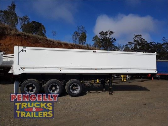 2001 Shephard Tipper Trailer Pengelly Truck & Trailer Sales & Service - Trailers for Sale