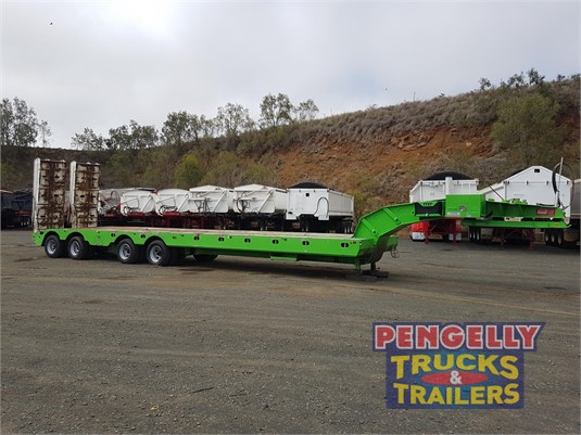 2013 Trt Low Loader Platform Pengelly Truck & Trailer Sales & Service - Trailers for Sale
