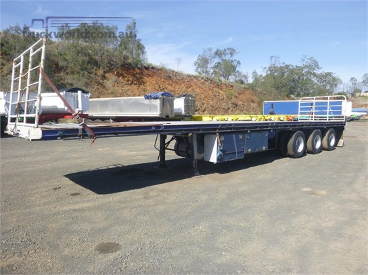 1997 Freighter Flat Top Trailer Trailers for Sale