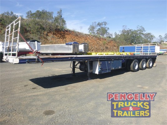 1997 Freighter Flat Top Trailer Pengelly Truck & Trailer Sales & Service - Trailers for Sale