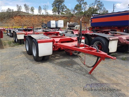 2004 Pengelly Dolly - Trailers for Sale