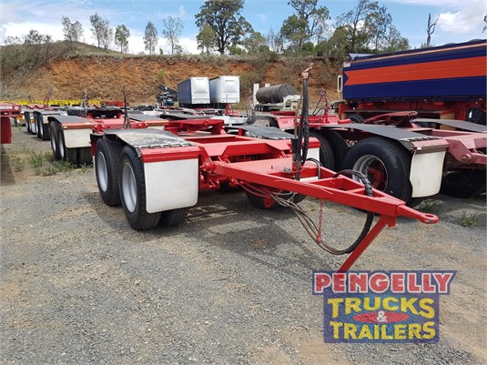 2004 Pengelly Dolly Pengelly Truck & Trailer Sales & Service - Trailers for Sale