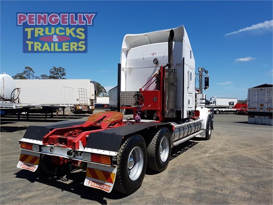 2013 Kenworth T909 Pengelly Truck & Trailer Sales & Service - Trucks for Sale