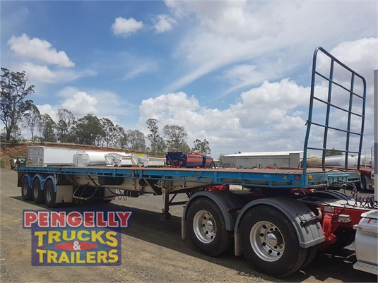 2007 Tuff Trailers Flat Top Trailer Pengelly Truck & Trailer Sales & Service - Trailers for Sale