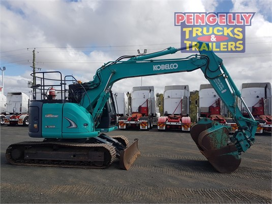 2013 Kobelco SK135SR Pengelly Truck & Trailer Sales & Service - Heavy Machinery for Sale