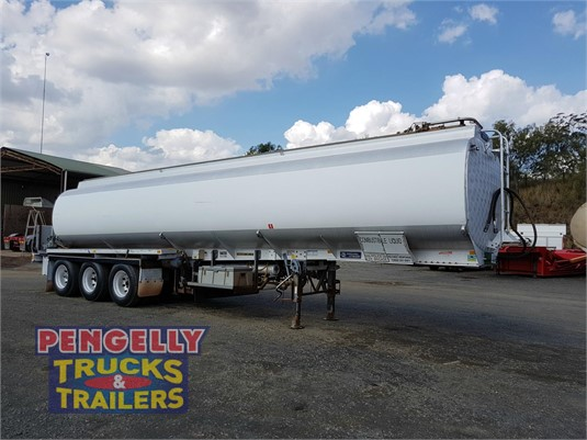 1999 Marshall Lethlean Tanker Trailer Pengelly Truck & Trailer Sales & Service - Trailers for Sale