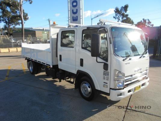 2012 Isuzu NPR 300 Premium City Hino - Trucks for Sale