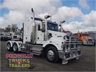 2014 Kenworth T409 SAR Prime Mover