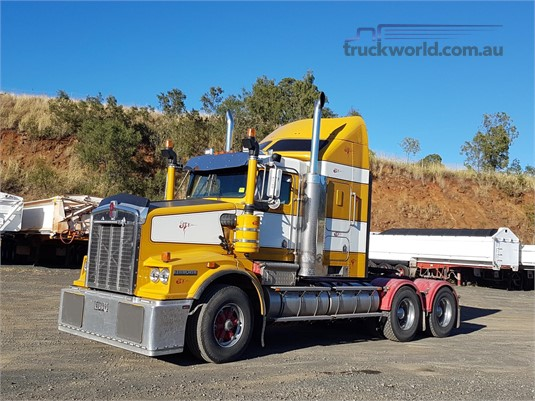 2008 Kenworth T658 Trucks for Sale