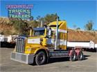 2008 Kenworth T658 Prime Mover