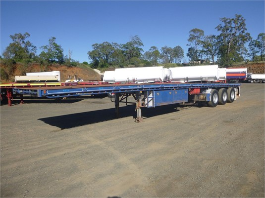 2012 Freighter Flat Top Trailer - Trailers for Sale