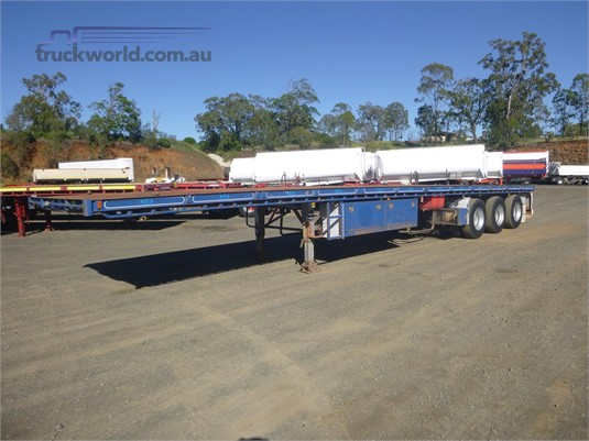 2012 Freighter Flat Top Trailer Trailers for Sale
