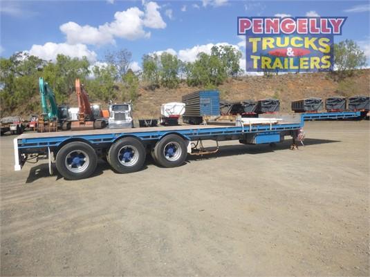 2005 Custom Drop Deck Trailer Pengelly Truck & Trailer Sales & Service - Trailers for Sale
