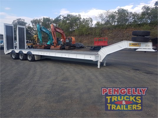2003 Macol Low Loader Platform Pengelly Truck & Trailer Sales & Service - Trailers for Sale