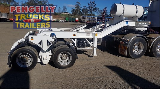 2015 Res Dolly Pengelly Truck & Trailer Sales & Service - Trailers for Sale