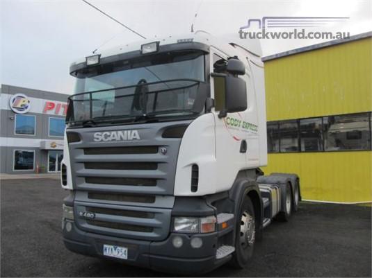 2009 Scania R480 Trucks for Sale
