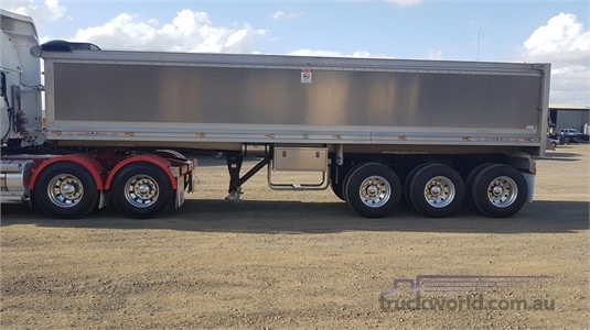 2017 Maxitrans Tipper Trailer Trailers for Sale