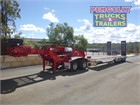 2013 Drake Low Loader Platform Low Loader Trailers