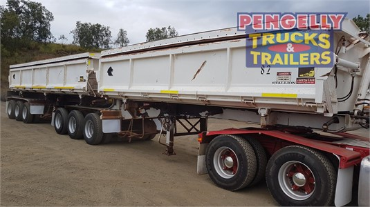 2012 Tristar Tipper Trailer Pengelly Truck & Trailer Sales & Service - Trailers for Sale
