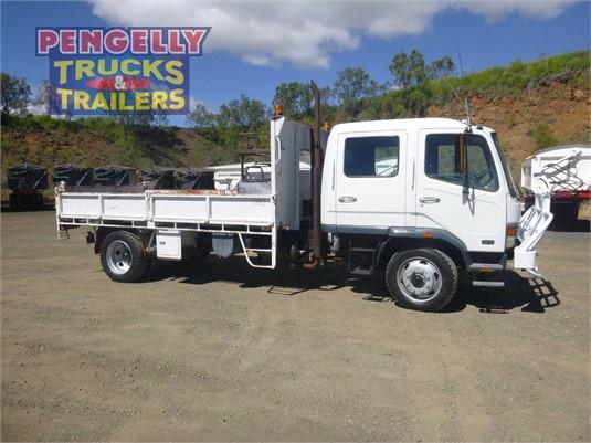 2001 Mitsubishi FK600 Pengelly Truck & Trailer Sales & Service - Trucks for Sale