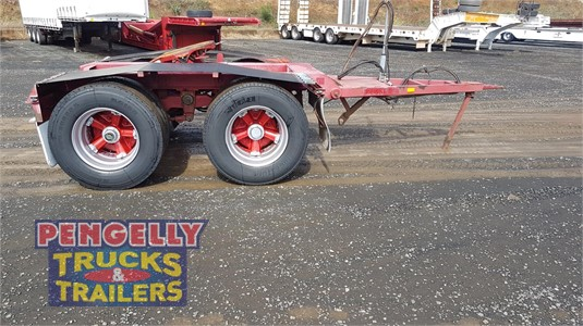 2008 Pengelly Dolly Pengelly Truck & Trailer Sales & Service - Trailers for Sale