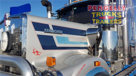 2013 Kenworth C509 Pengelly Truck & Trailer Sales & Service - Trucks for Sale