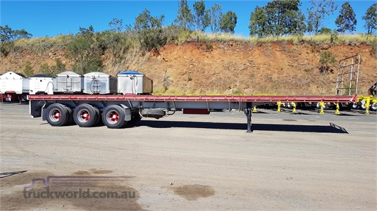 2011 Freightmaster Flat Top Trailer - Trailers for Sale