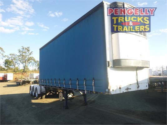 2001 Freighter Curtainsider Trailer Pengelly Truck & Trailer Sales & Service - Trailers for Sale