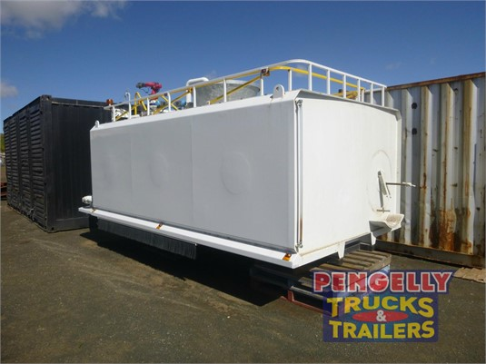 Sctc 15000 Ltr Water Truck Body Pengelly Truck & Trailer Sales & Service - Truck Bodies for Sale