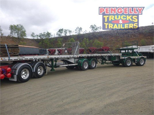 2005 Lusty Drop Deck Trailer Pengelly Truck & Trailer Sales & Service - Trailers for Sale