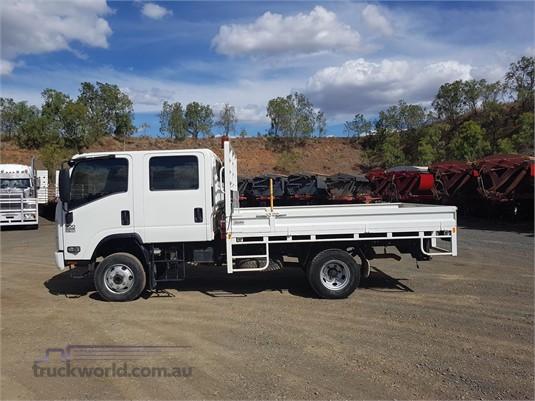 2014 Isuzu NPS 300 4x4 Trucks for Sale