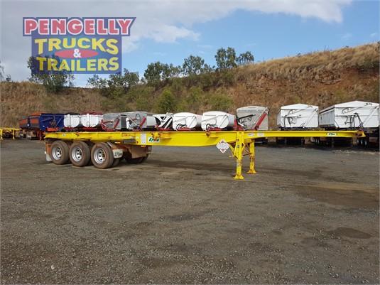 2016 Ophee Skeletal Trailer Pengelly Truck & Trailer Sales & Service - Trailers for Sale