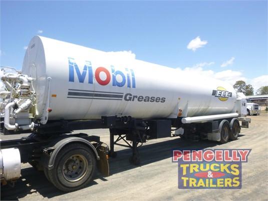 1990 Hockney Tanker Trailer Pengelly Truck & Trailer Sales & Service - Trailers for Sale