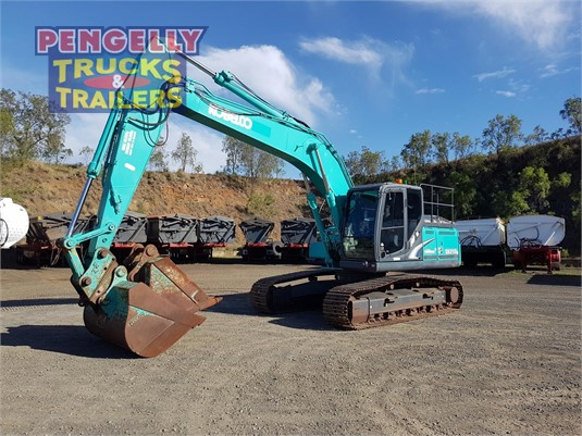 Kobelco SK210 LC-8 Pengelly Truck & Trailer Sales & Service - Heavy Machinery for Sale
