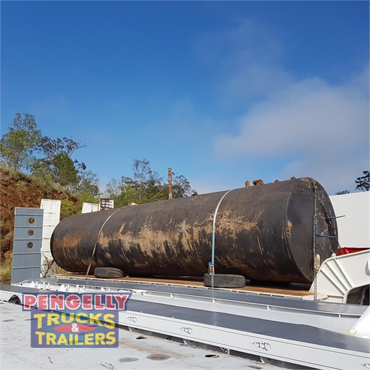 Custom Tank in Ground Fuel Tank Pengelly Truck & Trailer Sales & Service - Trailers for Sale