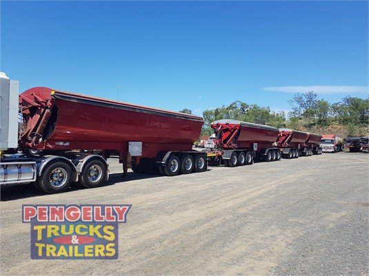 2013 Azmeb Tipper Trailer Pengelly Truck & Trailer Sales & Service - Trailers for Sale
