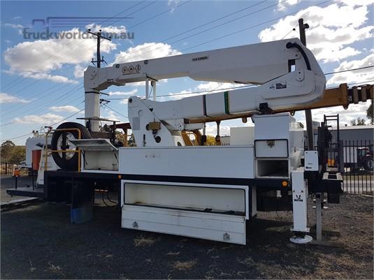2008 GMJ Equipment LLF16.350 EWP Truck Bodies for Sale