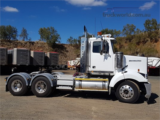 2010 Western Star 4864FX Trucks for Sale