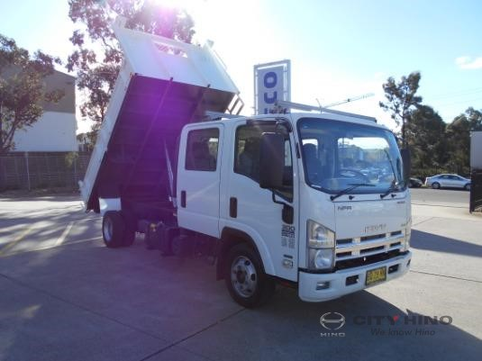 2012 Isuzu NPR 300 Dual Cab City Hino - Trucks for Sale
