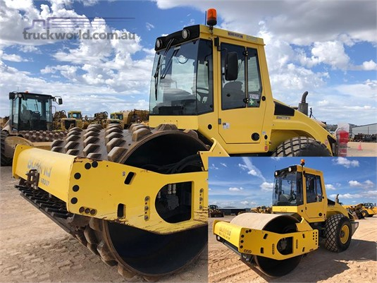 2012 Bomag BW213DH-4 Heavy Machinery for Sale