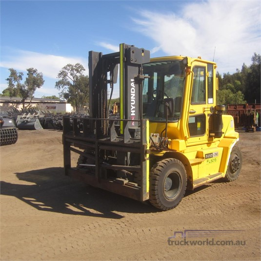 2012 Hyundai other Heavy Machinery for Sale