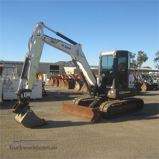 2014 Bobcat other Excavators - Tracked