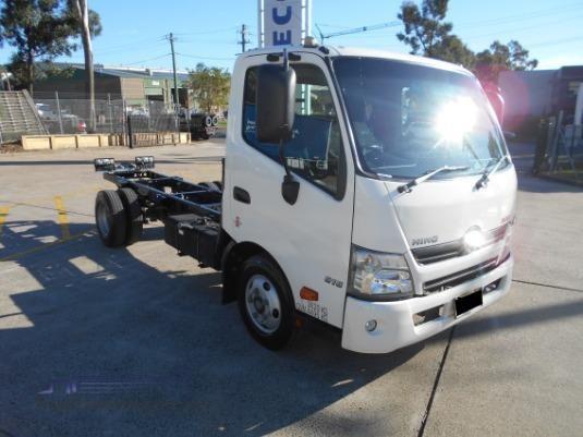 2016 Hino 300 Series 616 Auto Trucks for Sale